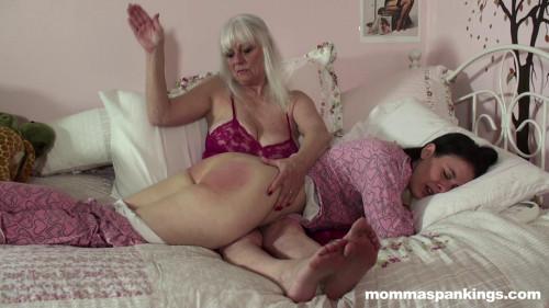 MommaSpanking - stress relief spanking
