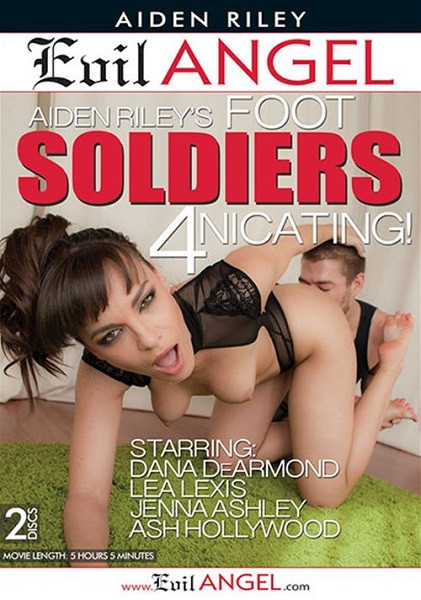 Foot Soldiers vol.4 Nicating! Interracial Sex