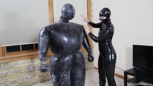 Dough Boy BDSM Latex