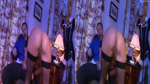 Sodomie profonde pour une employ_e mod_le 3D 3D stereo Porn