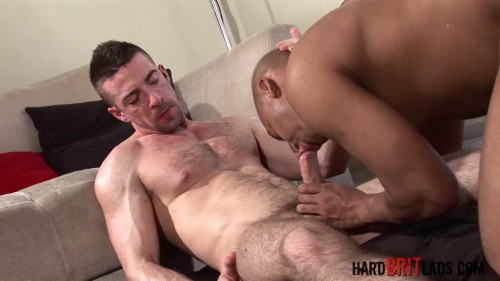Hard Brit Lads - Drew Brody and Scott Hunter