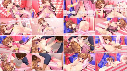 Futanari Mifuyu s Ultra Naughty Webcam Show Anime and Hentai
