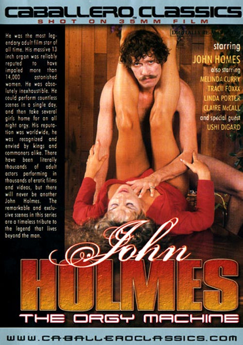 The Orgy Machine (1972) - John Holmes, Melinda Curry, Tracii Foxxx
