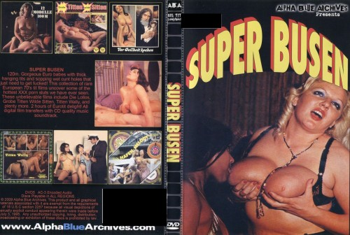 1970s Fuck Fest - Super Busen (Big Tit Loopland) Retro