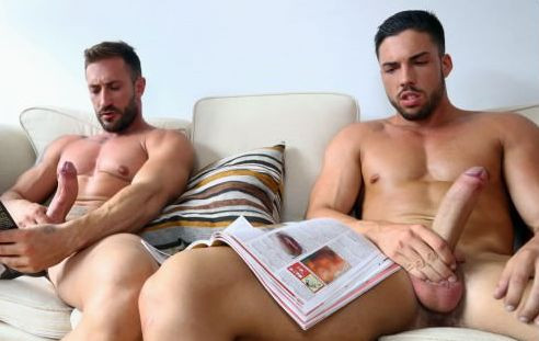 Lucio Saints - Emilio Ardana and Ronnie Bonanova