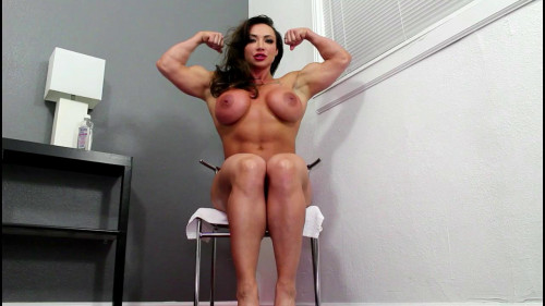 The Best Gold Porn EroticMuscleVideos Collection part 7 Female Muscle