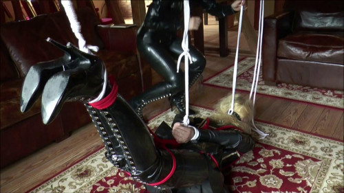 Bondage Education Wonderfull Hot Cool Magnificent Collection. Part 2. BDSM Latex
