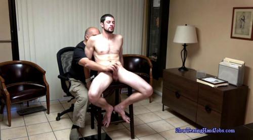 Slow Teasing Hand Jobs - Sucking Emanuels Head