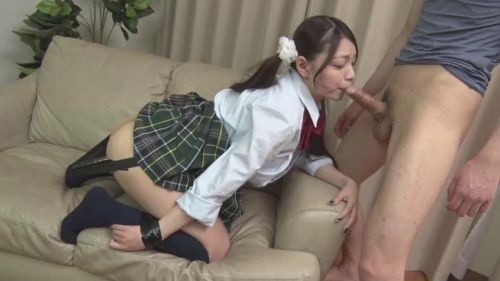 Kokoro Wato - Pretty girl file after school. Uncensored asian
