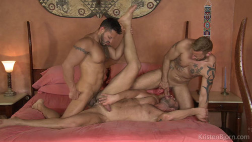 Letterio Amadeo, Viktor Rom, Antonio Miracle Gay Clips