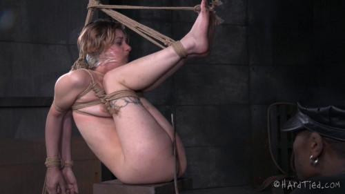 Grunge Girl Mercy West Gets Rough Bondage