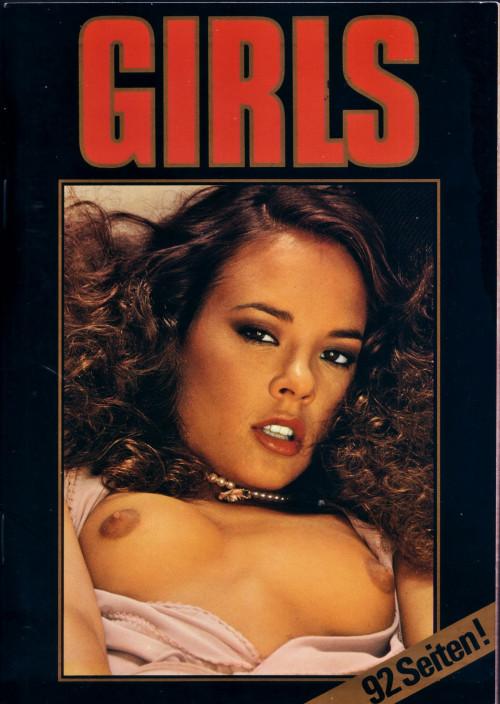 Girls – Vintage Magazine Nr. 2, 6, 12, 17, 19, 21