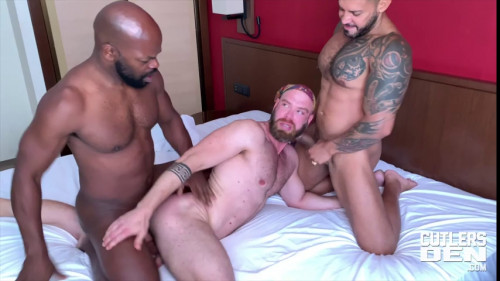 Cutler X, Viktor Rom And Peter Cox