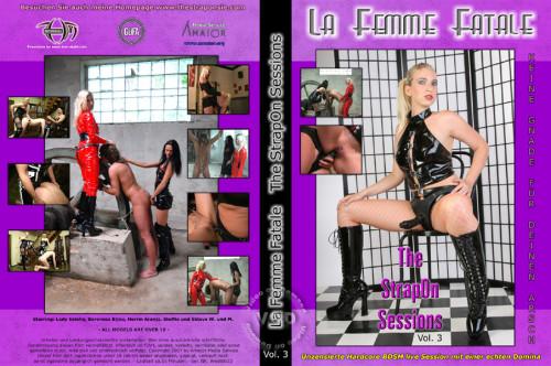 La Femme Fatale - The StrapOn Sessions Vol. 3