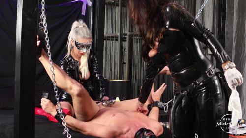 Mistress Michela - Fisting Slave - HD 720p Femdom and Strapon