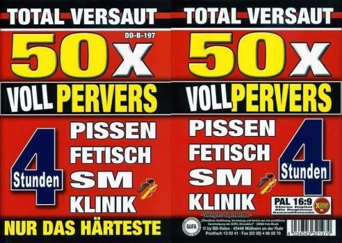 50 X Voll Pervers German