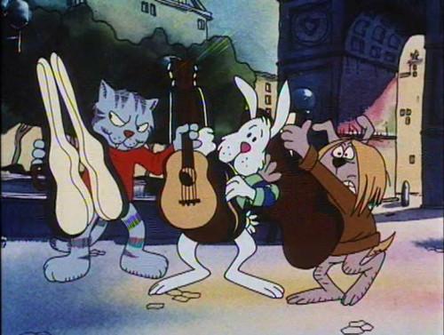 Fritz the Cat Cartoons