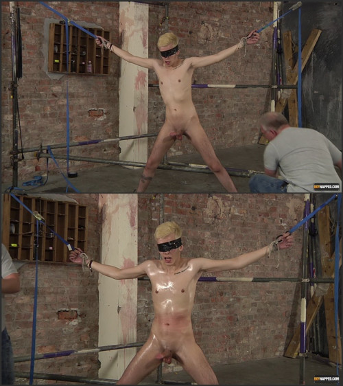 Whipped & Wanked Off! Gay BDSM