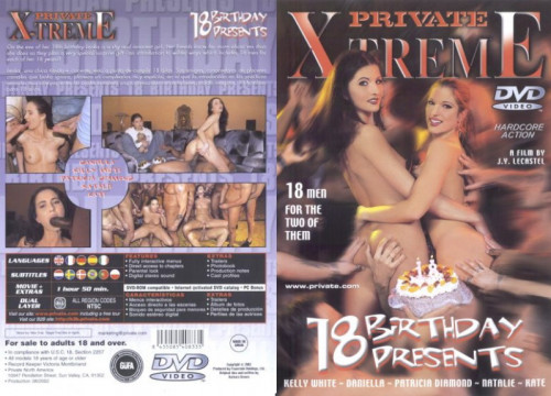 Private - Xtreme part 03 - 18 Birthday Presents Full-length films