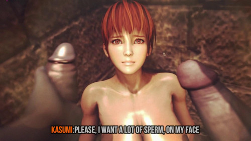 Kasumi the Slave of hell part 3