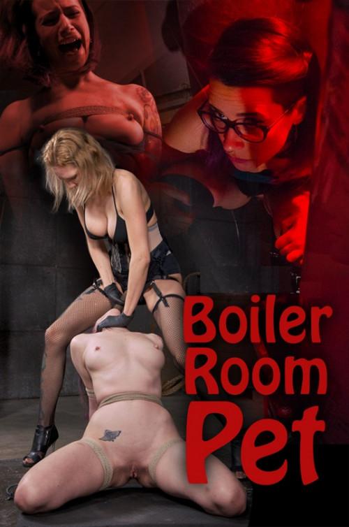 Freya French -Boiler Room Pet