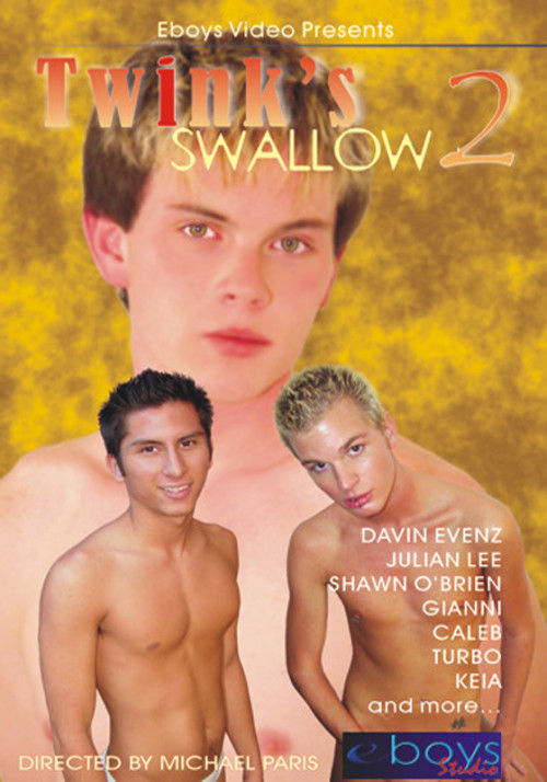 Twink's Swallow vol.2 Gay Full-length films