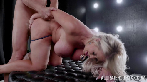 Alura Jenson in Sex Ravaged By Ramon Nomar - Full HD 1080p MILF Sex