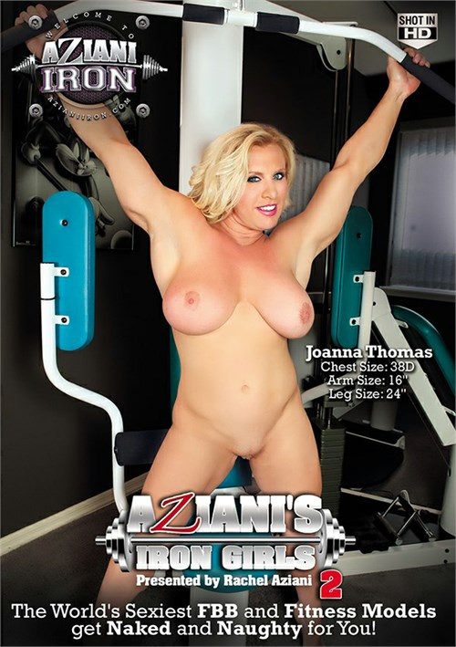 Aziani's Iron Girls Part 2 Female Muscle
