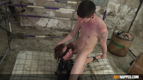 The Lad Is Just A Sex Toy - Part TWO