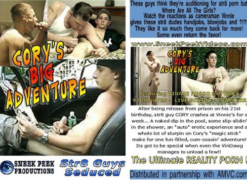 Cory's Big Adventure Gay Movie