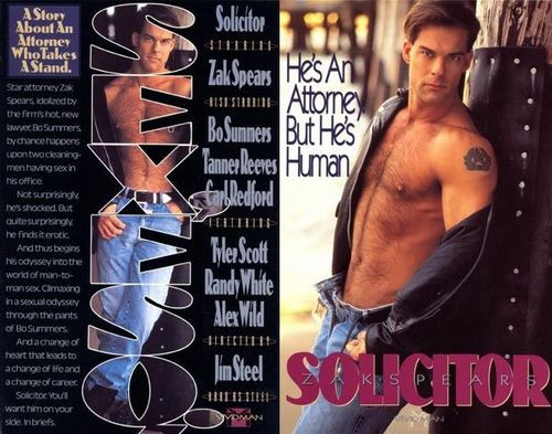 Solicitor (1994) - Alex Wild, Bo Summers, Tanner Reeves