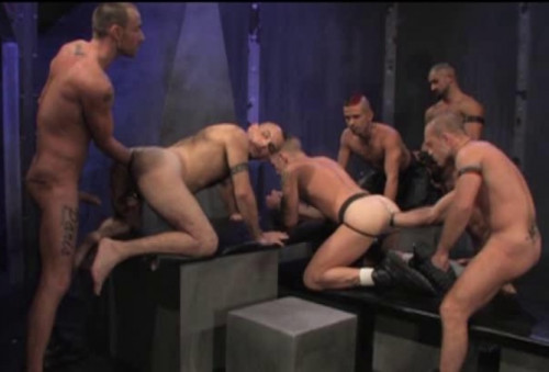 Fisting Fuck With Orgy