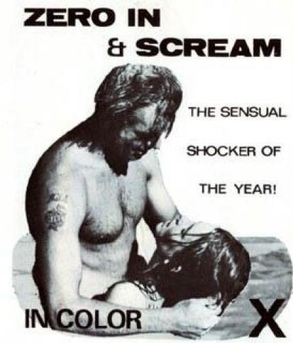 Zero In And Scream (1971) - Michael Stearns, Donna Young Retro