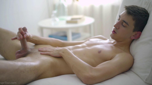 Spritzz - Squirting a biggest load with skinny and hung Pyotr 1080p