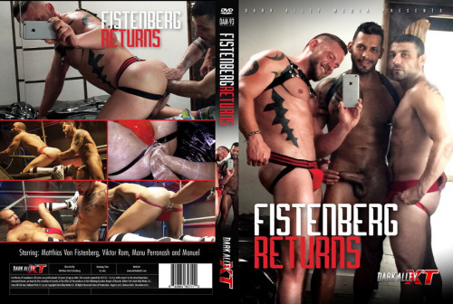 Fistenberg Returns Gay Extreme