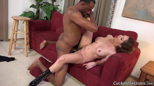Ride the husband changing this black stallion Interracial