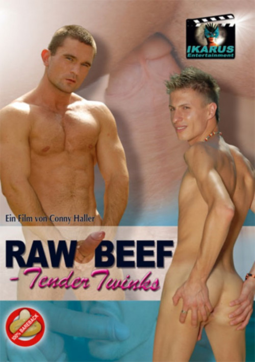 Raw Beef Tender Twinks