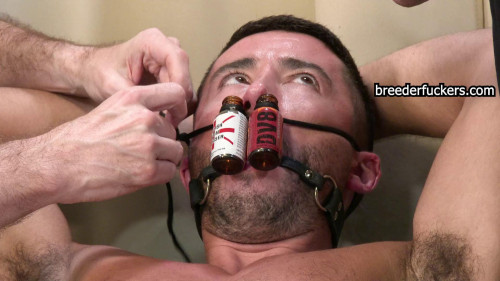 Thomas - Bound And Gagged - Stripped Naked