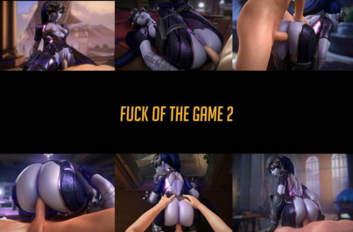 Fuck of the Game Vol. 2 3D Porn