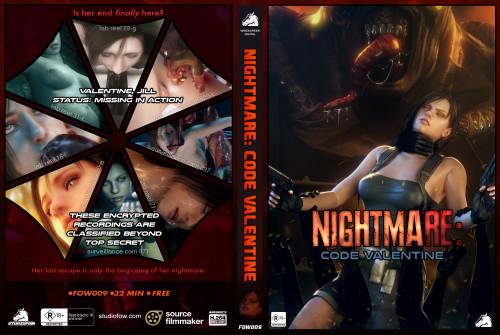 Nightmare - Code Valentine FOW-009