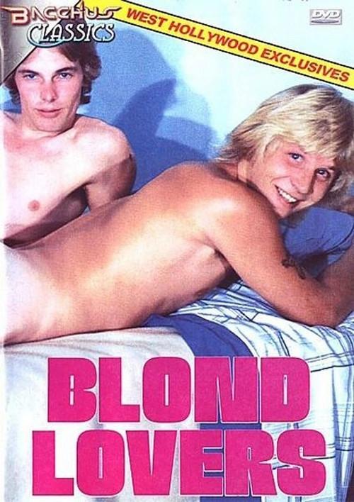 Blond Lovers Gay Retro