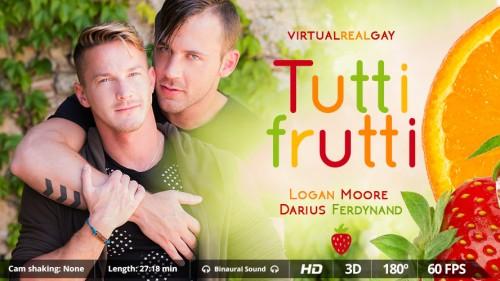 Virtual Real Gay - Tutti Frutti (PlayStation VR) Gay 3D stereo