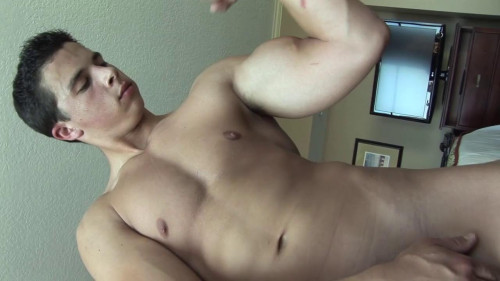 PumpingMuscle - Nick W Photo Shoot (2010) Gay Extreme