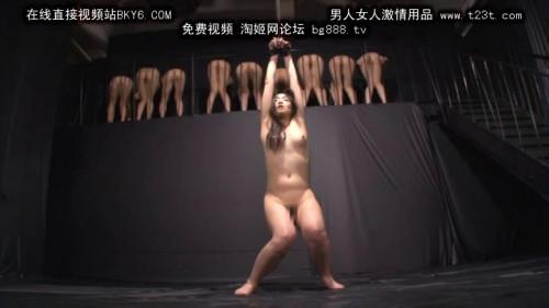 Enema Bukkake Large Fountain! Asians BDSM