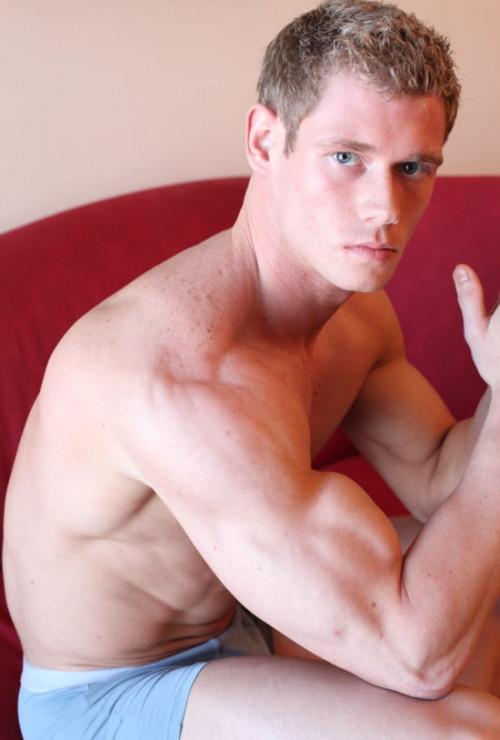Sean K Photo Shoot vol 3 Gay Unusual