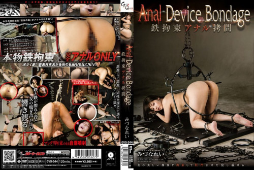 Thursday, August 4, 2016 Anal Device Bondage Iron Restraint Anal Torture