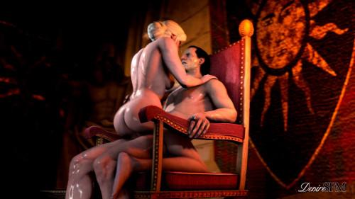 The Empress 3D Porn
