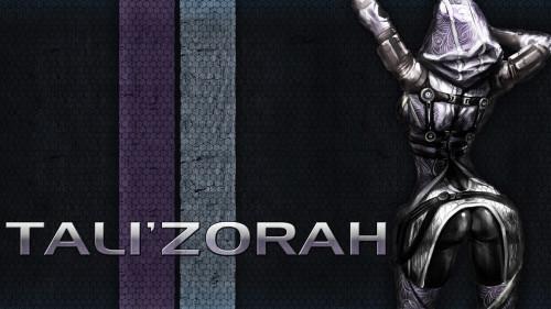 Tali'Zorah nar Rayya ( Mass Effect ) 3D Porno