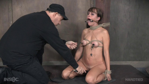 Stocking Stuffers - Alana Cruise - Lauren Phillips , HD 720p BDSM