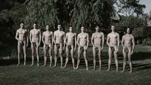 Warwick Rowers Making of 2018 Calendar 720p Gay Extreme